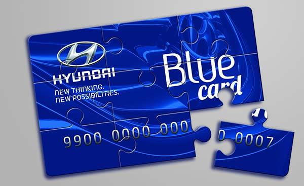 Hyundai Blue Card 2