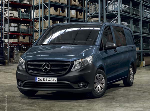 yeni mercedes benz vito 2015 t rkiye de otomobil. Black Bedroom Furniture Sets. Home Design Ideas