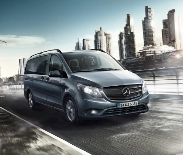 Yeni  2015 Mercedes-Benz Vito fiyatları belli oldu