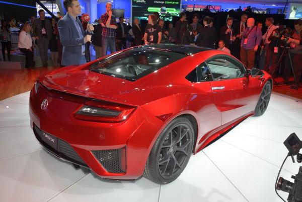 Yeni Acura NSX tanıtıldı
