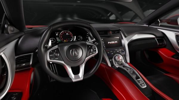 Acura_NSX_ic_mekan