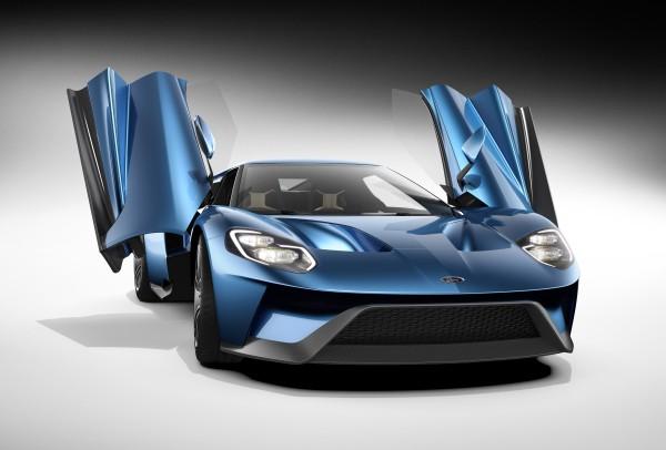 Yeni Ford GT 2016 hazır