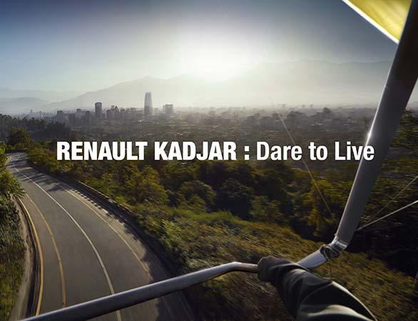 Renault Kadjar kompakt crossover