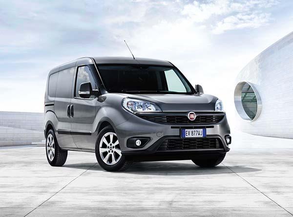 Yeni Fiat Doblo 2015 Amerika yolunda