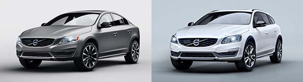 Volvo S60 V60 Cross Country haber