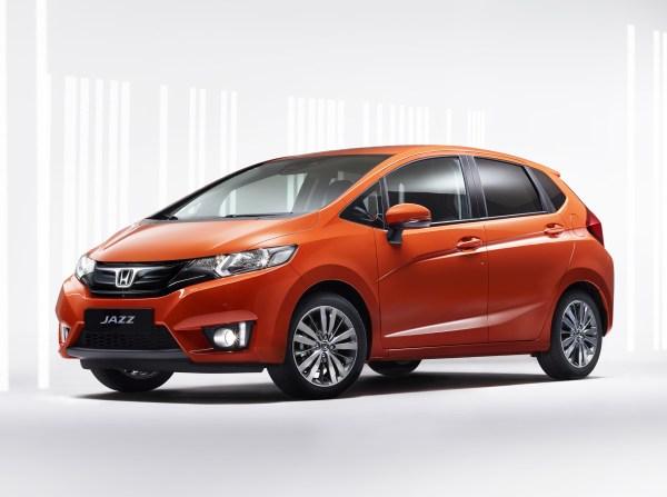Yeni 2015 Honda Jazz hazır