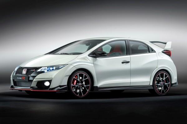 Yeni 2015 Honda Civic Type R tanıtıldı