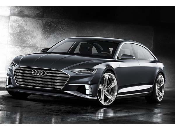 Audi Prologue Avant Concept 2015 Cenevre