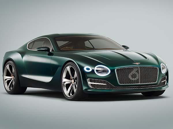 Bentley EXP 10 Speed 6 Concept tanıtıldı