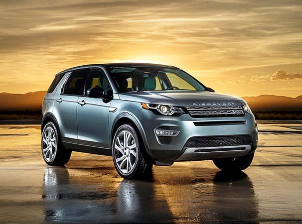 Land Rover Discovery Sport Türkiye'de