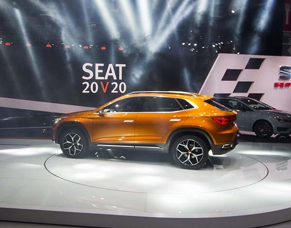 Seat 20V20 konsepti Cenevre 2015