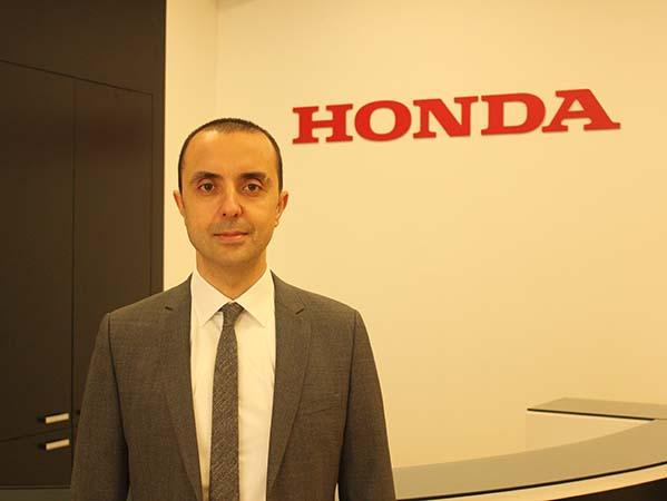 Cem Özütok Honda Türkiye Genel Müdür Yardımcısı oldu