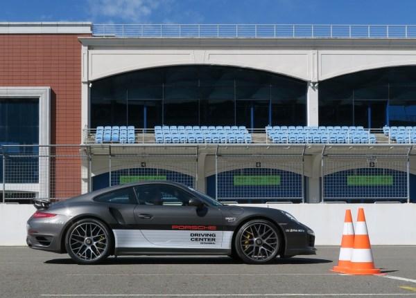 Porsche 911 Turbo S 2015 İstanbul Park Launch Control