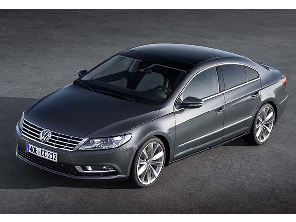 Volkswagen CC Exclusive 2015 satışa sunuldu
