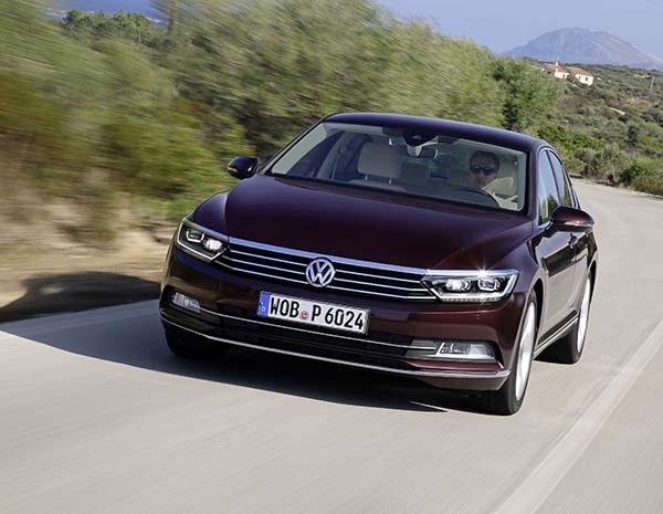 Yeni Volkswagen Passat 1.4 TSI DSG Türkiye'de