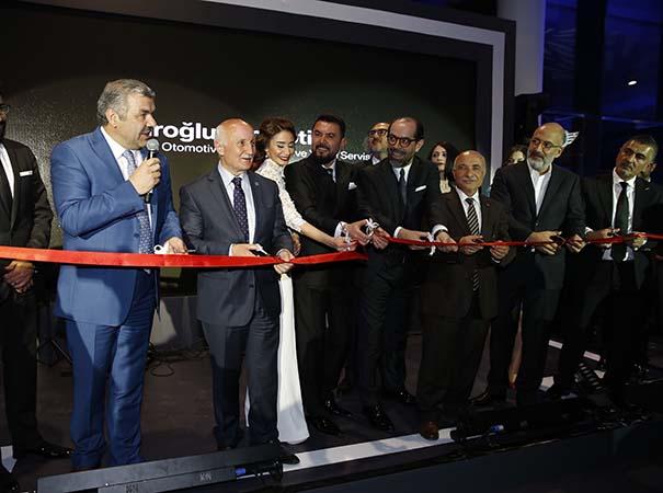 Yeni BMW ve MINI bayii İnciroğlu Otomotiv Kayseri'de açıldı