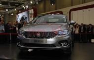 Fiat Aegea 2015 İstanbul Autoshow'da tanıtıldı