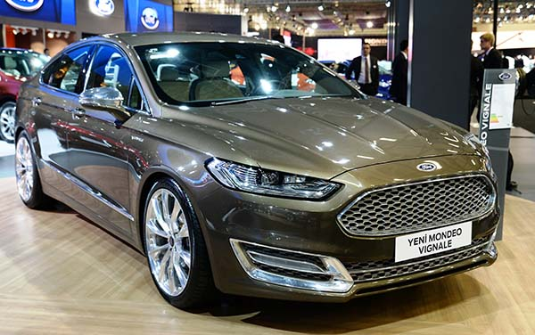 Haber Ford Mondeo Vignale