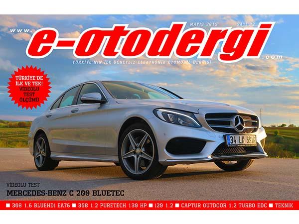 e-otodergi Mayıs 2015 sayısı yayında