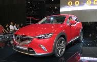 Mazda CX-3 ve yeni MX-5 2015 İstanbul Autoshow
