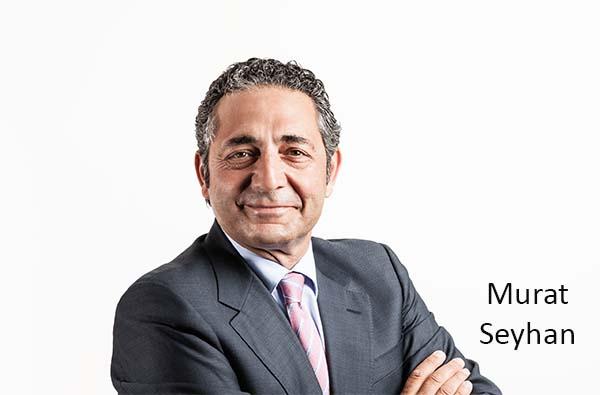 Opet Fuchs Genel Müdürü Murat Seyhan