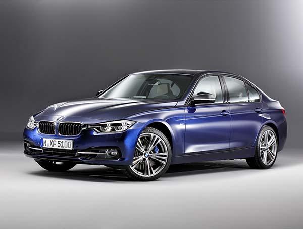 Yeni yüzlü BMW 3 Serisi 2015 fotoğraf galerisi