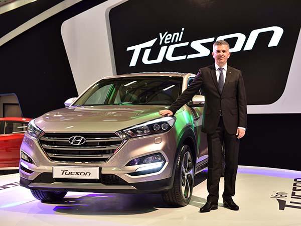 Yeni Hyundai Tucson 2015 Ağustos'ta geliyor