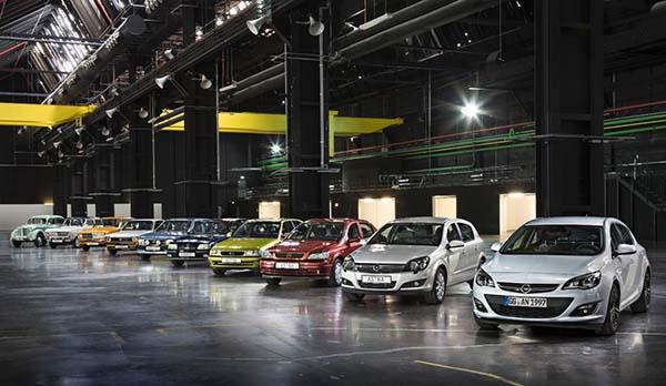 Yeni Opel Astra 2016 Frankfurt 02