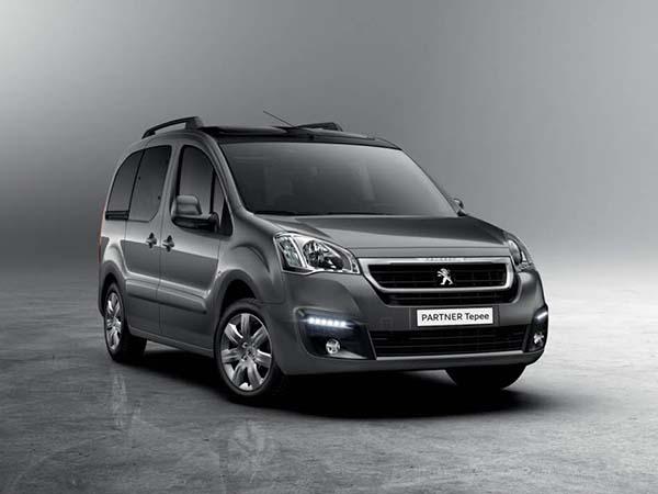 Yeni Peugeot Partner Tepee ve Partner Van 2015 satışa sunuldu