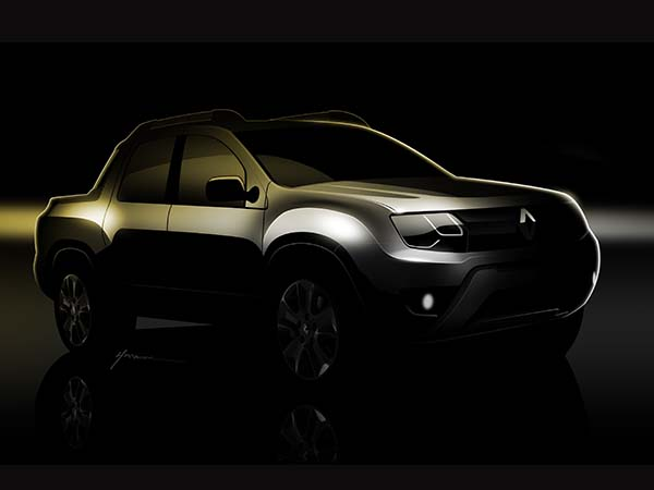 Renault'nun ilk pick-up'ı Buenos Aires'te tanıtılacak