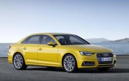 Yeni Audi A4 2016