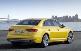Yeni Audi A4 2016 video