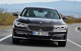 Yeni BMW 7 Serisi 2016 tanıtıldı