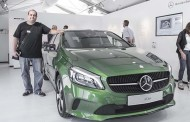 Yeni Mercedes-Benz A Serisi 2016