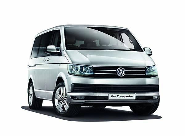 Yeni Volkswagen Transporter 2015 Türkiye'de