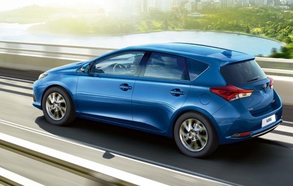 yeni 2015 toyota auris fiyat listesi - otomobil
