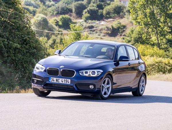Yeni BMW 116d 2015 test
