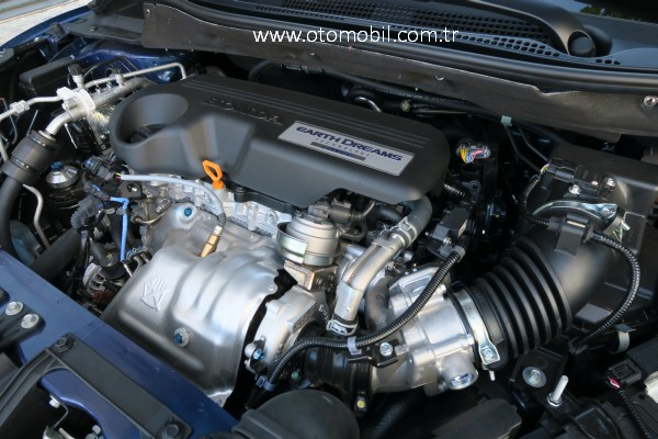 Yeni_Honda_HR-V_1.6_Dizel_motor_test