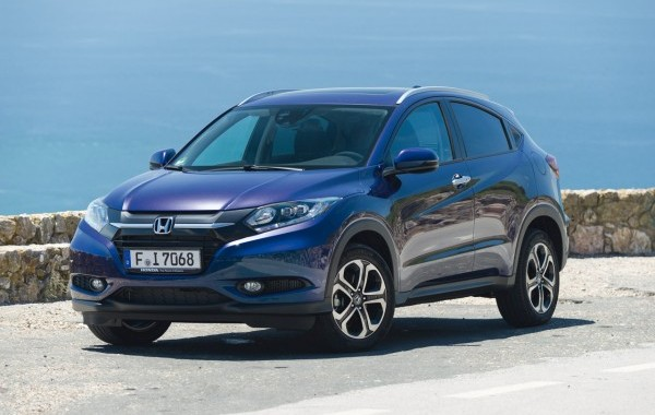 Yeni Honda HR-V 1.6 Dizel test sürüşü