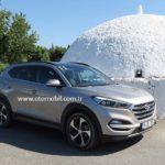 Yeni Hyundai Tucson 2015 Test Videosu