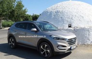 Yeni Hyundai Tucson 1.6 T-GDI DCT 2015 test videosu