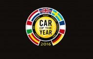 Car of the Year 2016 adayları belli oldu