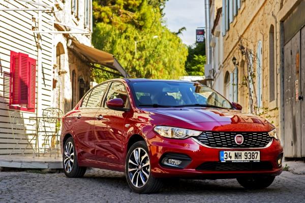Fiat Egea test sürüşü