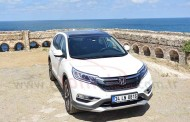 Honda CR-V Dizel Otomatik 1 yıl sonra öde kampanyası