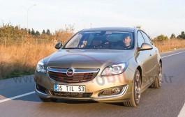 Opel Insignia 1.6 CDTi Dizel Otomatik test videosu