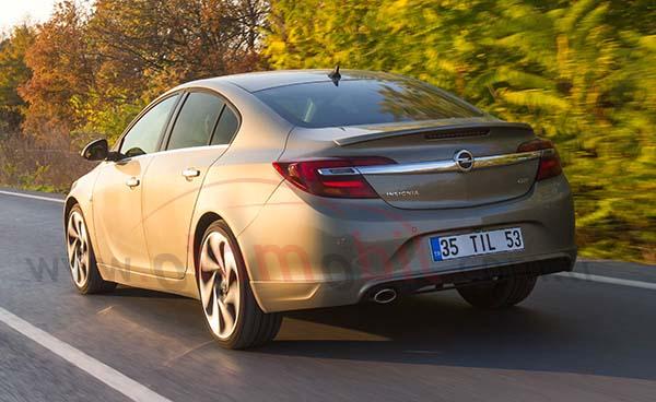 Opel Insignia 1.6 CDTi Otomatik 3