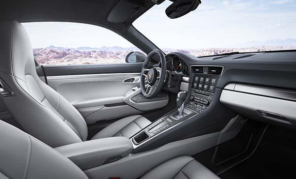 Yeni Porsche 911 Carrera 2016 2