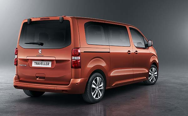 Peugeot Traveller 01