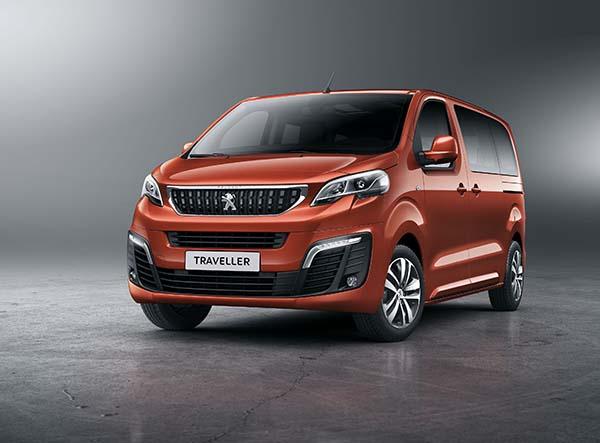 Peugeot Traveller, Citroen Spacetourer ve Toyota Proace geliyor