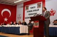 Serkan Yazıcı TOSFED Başkanı seçildi